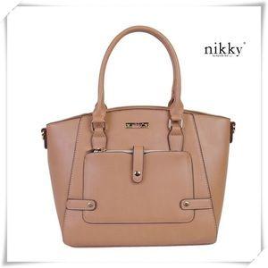 ✤ Nikky Glodagh Satchel Bag